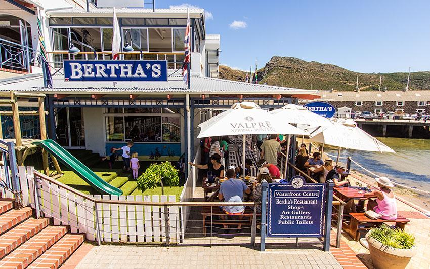 Bertha's, Simon's Town