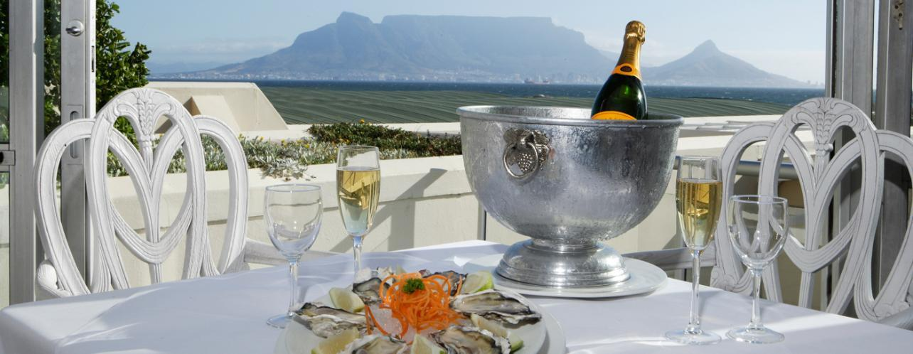 Blowfish - Restaurant Bloubergstrand Cape Town