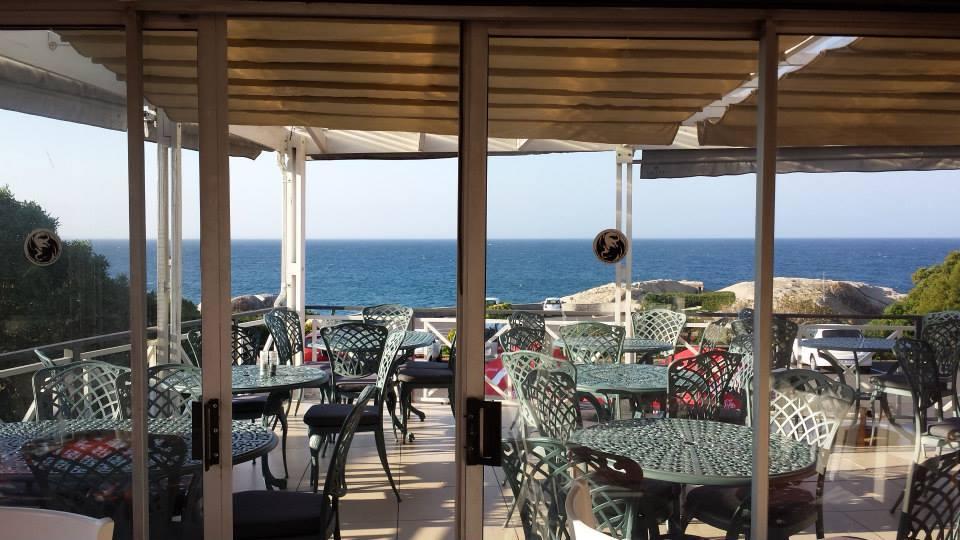 Boulders Beach Restaurant Menu