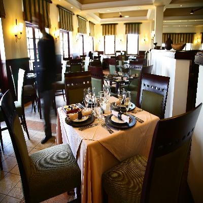 Kingsley's Restaurant (Kievits Kroon Country Estate)