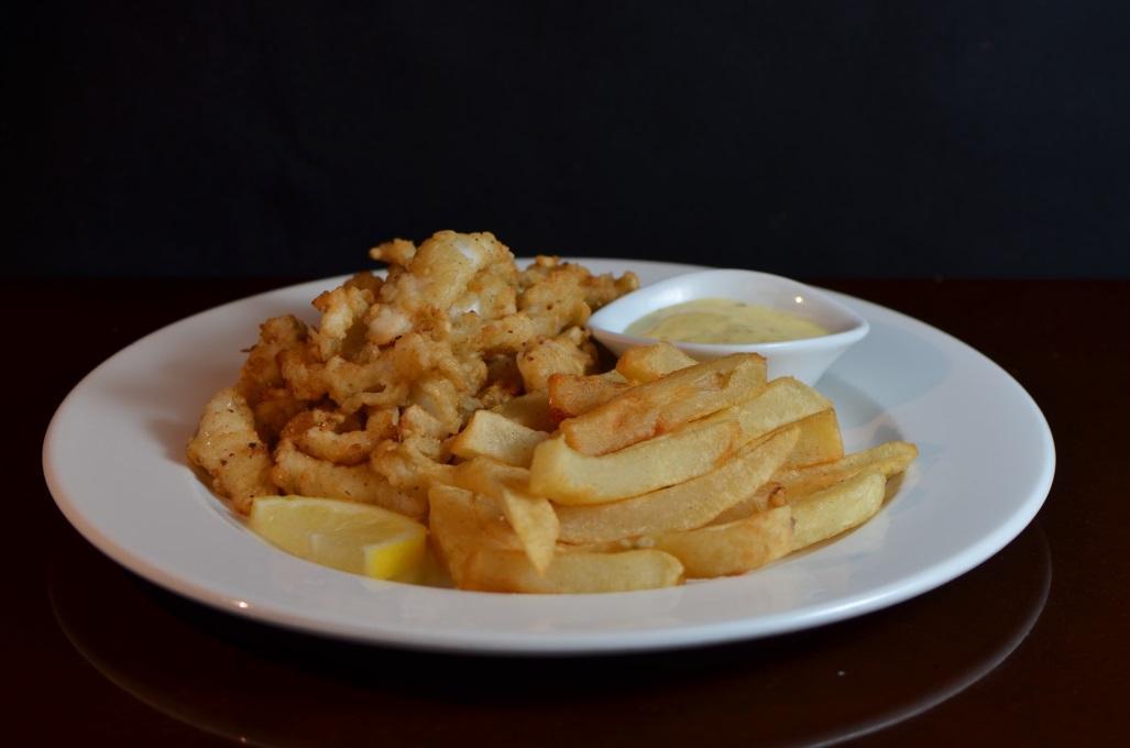 Ocean Park Bistro Restaurant Menu