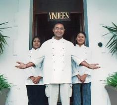 Yindees authentic Thai cuisine restaurant