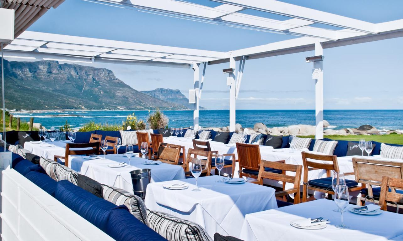16 Great Outdoor Restaurants In Cape Town