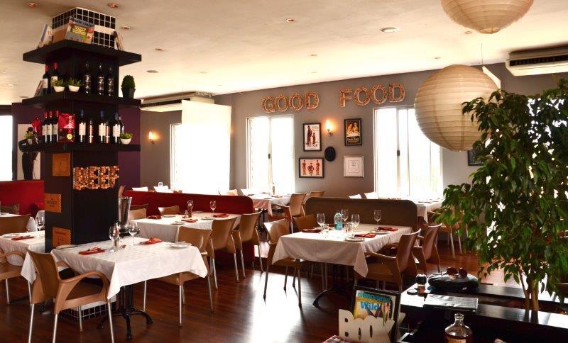 Chaplins Grill Restaurant Sandton Johannesburg