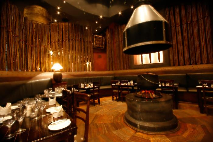 Tribes Restaurant (Emperors Palace)