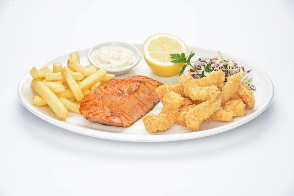 Cape town fish market big bay restaurant for Big fish seafood bistro