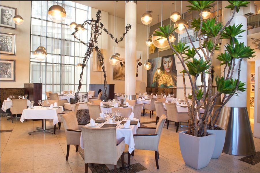 The Black Bamboo Restaurant Pretoria South Africa