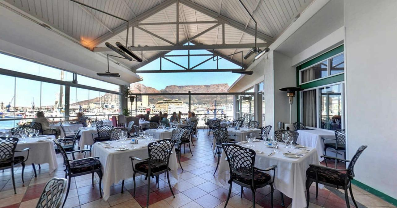 Baia - Restaurant Waterfront Cape Town