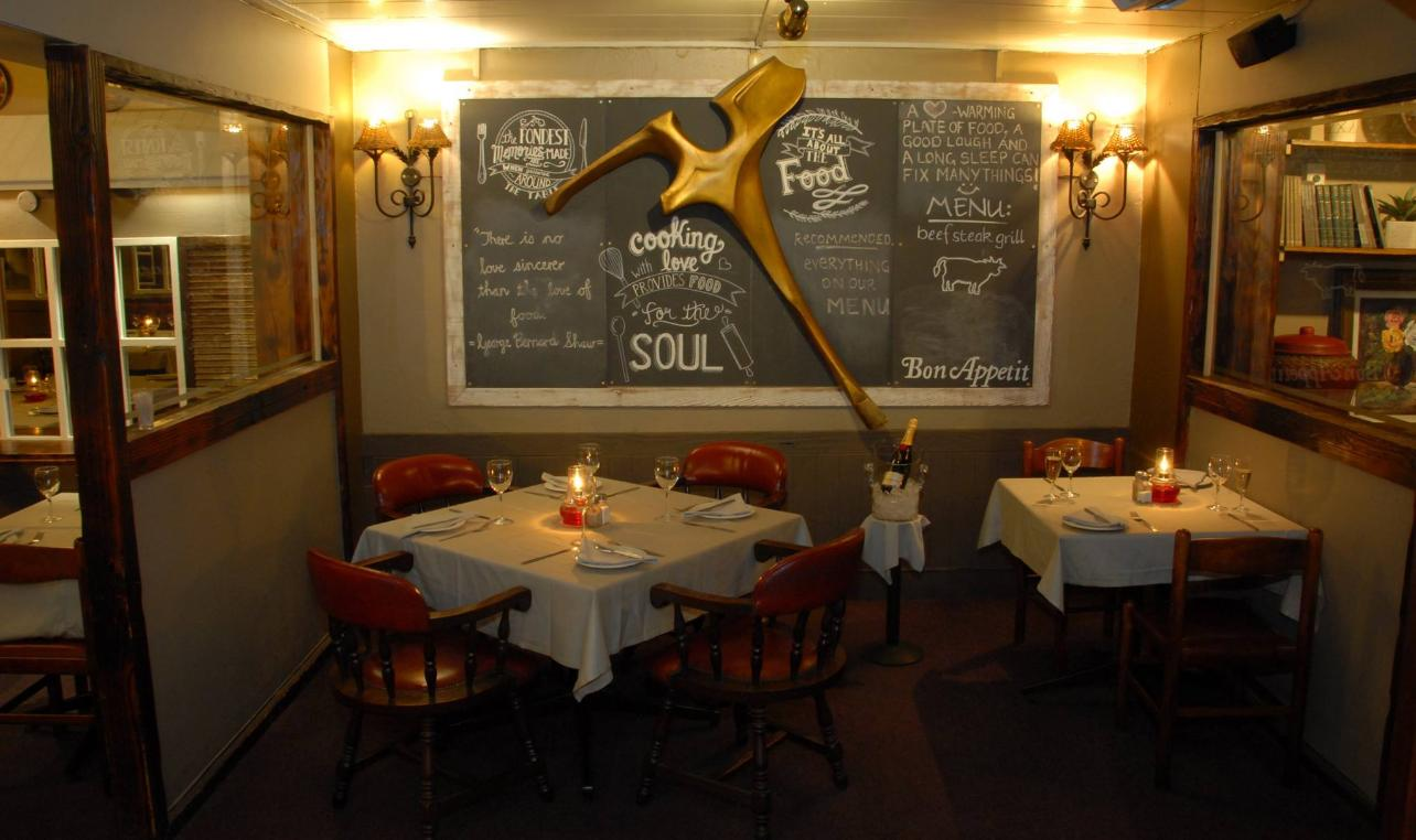 Hillside tavern restaurant lynnwood pretoria