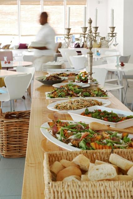 Nitida Restaurant Menu