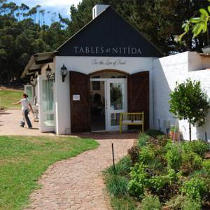 Tables @ Nitida Restaurant