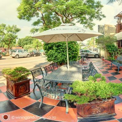 Hatfield House Restaurant Menu