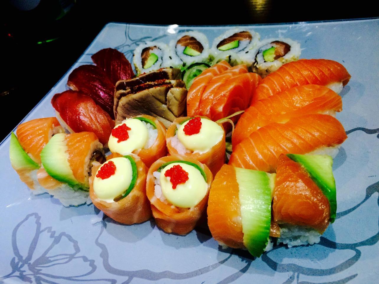 Sushi mowbray