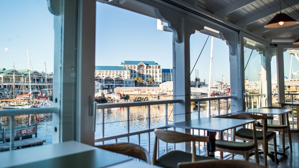 Maresol Restaurant Waterfront Cape Town