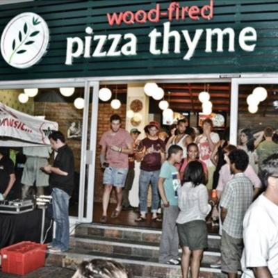 Pizza Thyme
