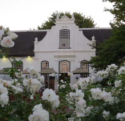The Restaurant at Neethlingshof