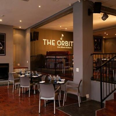 The Orbit Jazz Club and Bistro