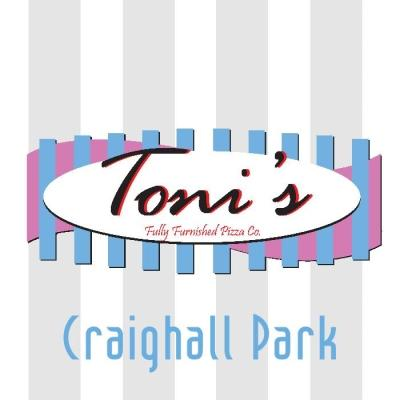 Toni's Fully Furnished Pizza Company (Craighall Park)