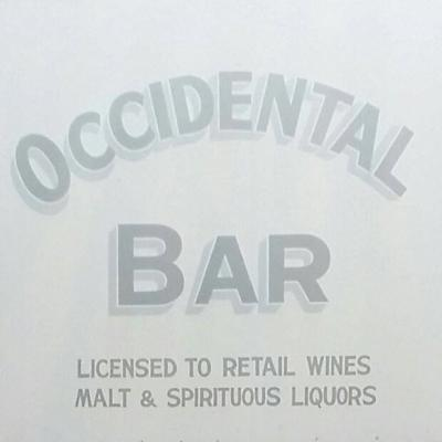 Occidental Bar and Restaurant
