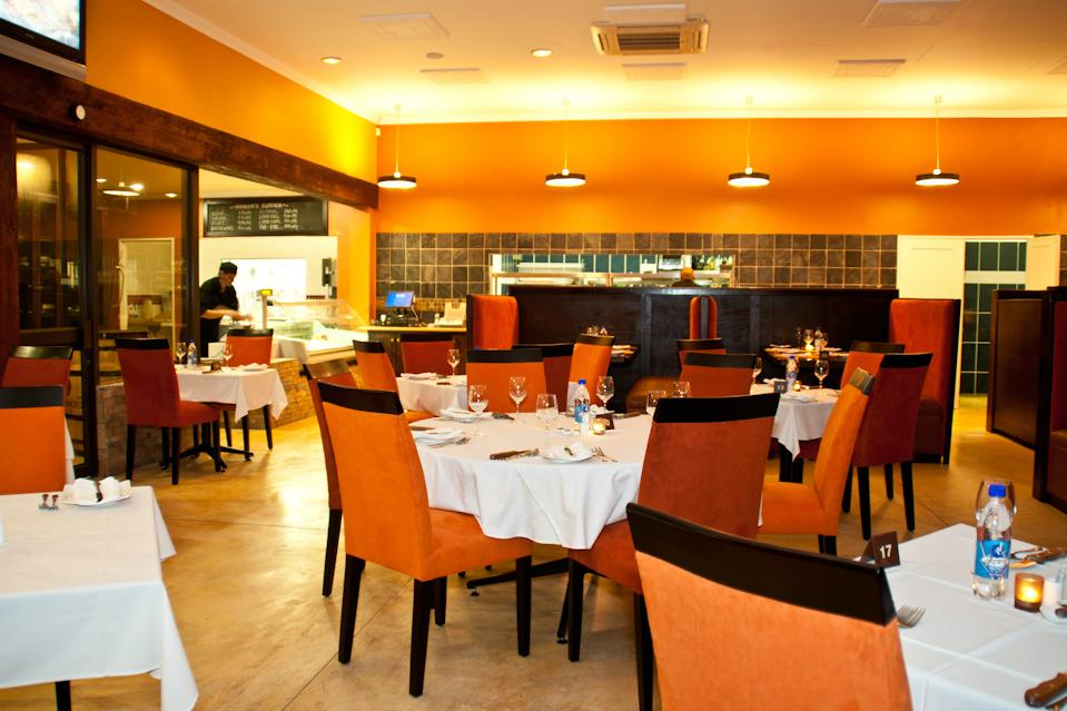 Pioneer S Grill Restaurant Hazyview