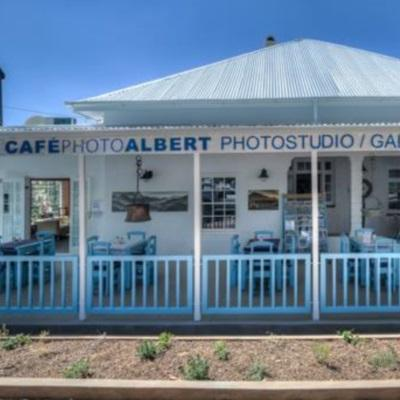 Cafe Photo Albert
