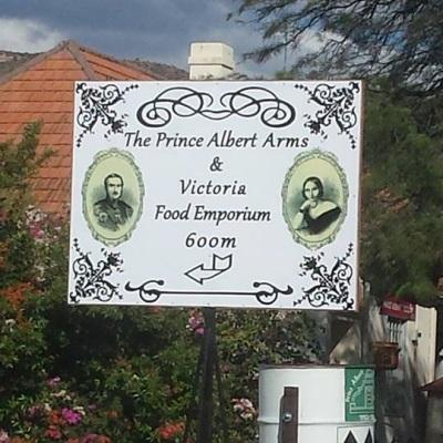 Prince Albert Arms and Victoria Food Emporium