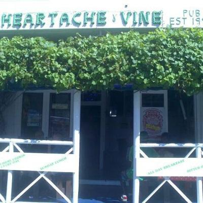 Heartache and Vine Restaurant and Bar
