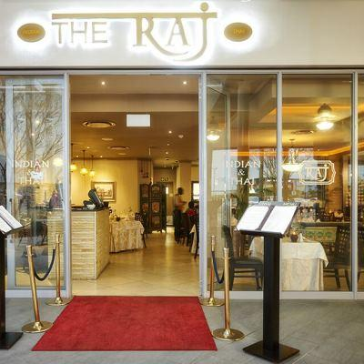 The Raj Indian Restaurant (Waterfall Corner)