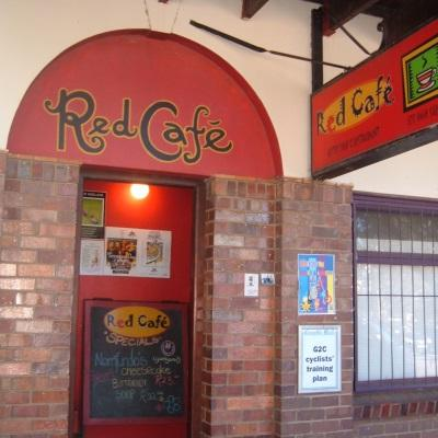 Red Cafe Grahamstown