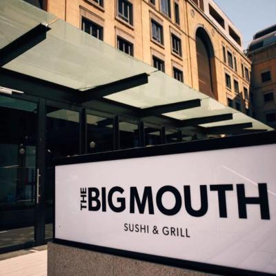 The Big Mouth Sushi & Grill