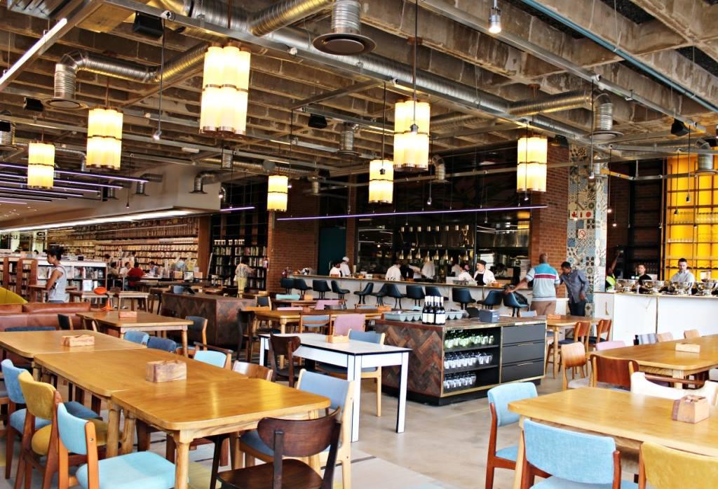 EB Social Kitchen & Bar - Restaurant Hyde Park Johannesburg