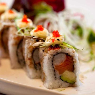 Franchise 9 Chinese & Sushi Cuisine (Cape Town)