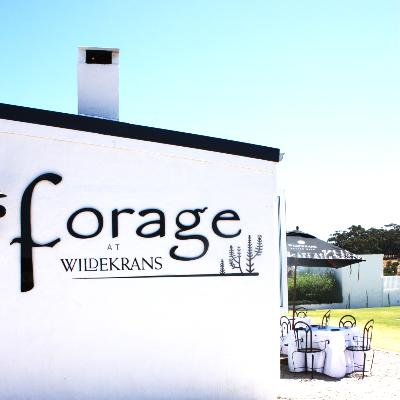 Forage at Wildekrans