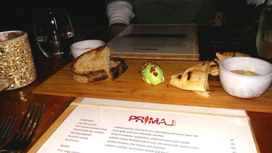 Primal Eatery