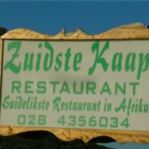 Zuidste Kaap - Southernmost Restaurant and Pub in Africa